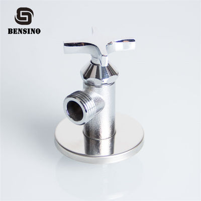 1/2 Inch Cross Handle 231L 12mm Toilet Angle Valve