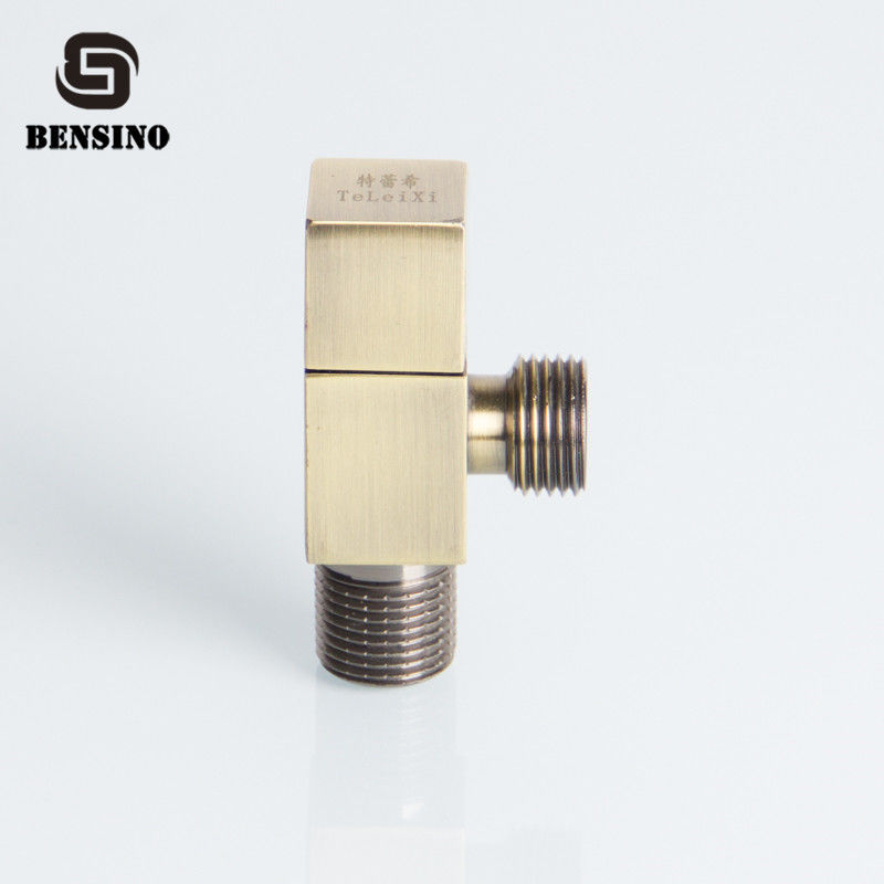 1/2 Inch Toilet Triangle 209B 150g Brass Angle Valve